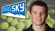 Dula Named Big Sky Male Tennis Player Of The Week