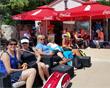Na terenima Tk Kvarner 07.- 08.05.2016 održan je Grand Slam Istre i Primorja turnir iz HUT Tour serije 2000